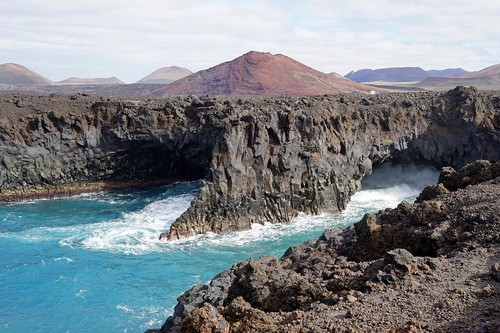 Lanzarote : Los Hervideros