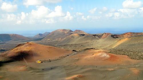Lanzarote : Timanfaya