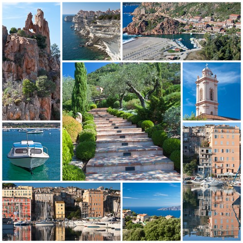 Séjour - Corse - A la découverte de la Corse du Sud