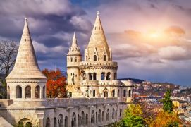 Budapest - Bastion des Pêcheurs
