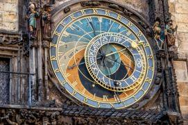 Prague - L'horloge astronomique