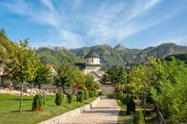Monastère Moraca