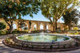 La Valette - Jardins Upper Baracca