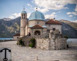 Bouches de Kotor : Notre Dame du Rocher