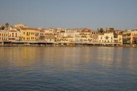 Crète : La Chanée