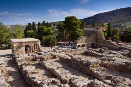 Crète : Knossos