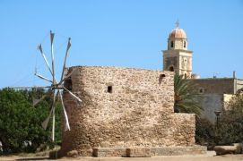Crète : Monastère de Toplou