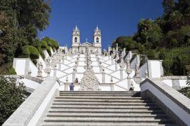Braga, sanctuaire Bom Jesus