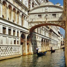 Venise, le Pont des Soupirs