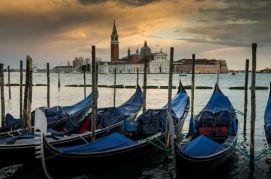 Venise, les Gondoles