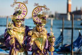 Venise, les masques