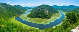 Montenegro : Parc national de Vranjina