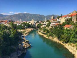 Bosnie : Mostar