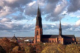 Uppsala : la Cathédrale