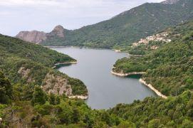 Corse - Gorges du Prunelli