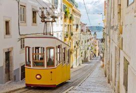 Lisbonne - Tramway